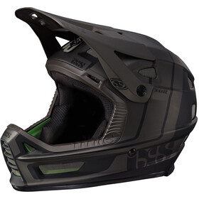 IXS Xult Casco integrale, black/silver